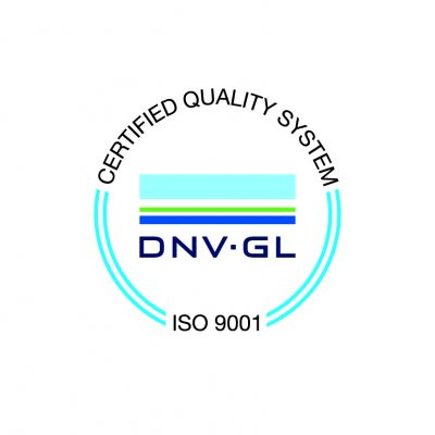 ISO 9001 by DNV GL