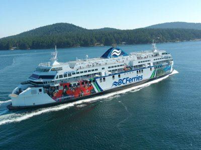 BC Ferries Coastal Celebration