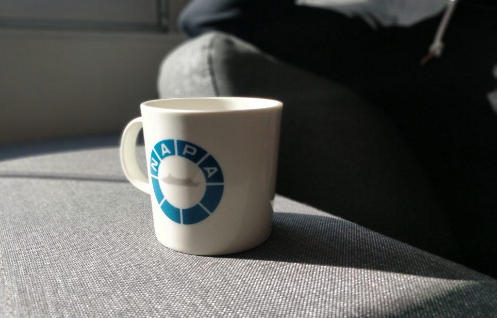 NAPA mug