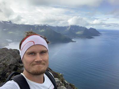 NAPA Service Manager Tuomas Häkkinen
