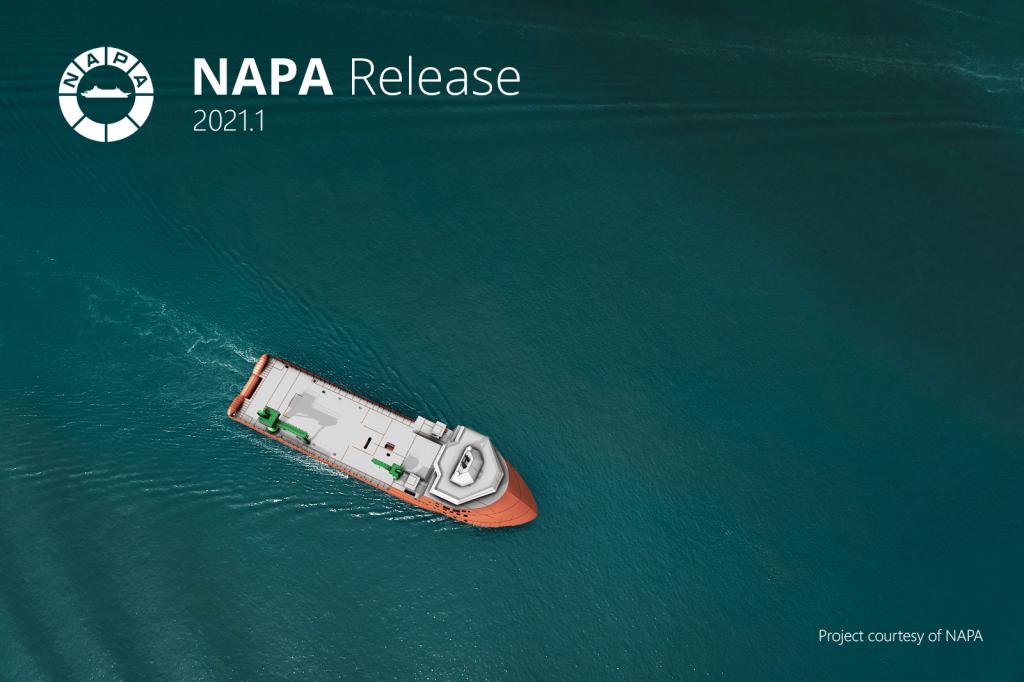 NAPA Release 2021.1