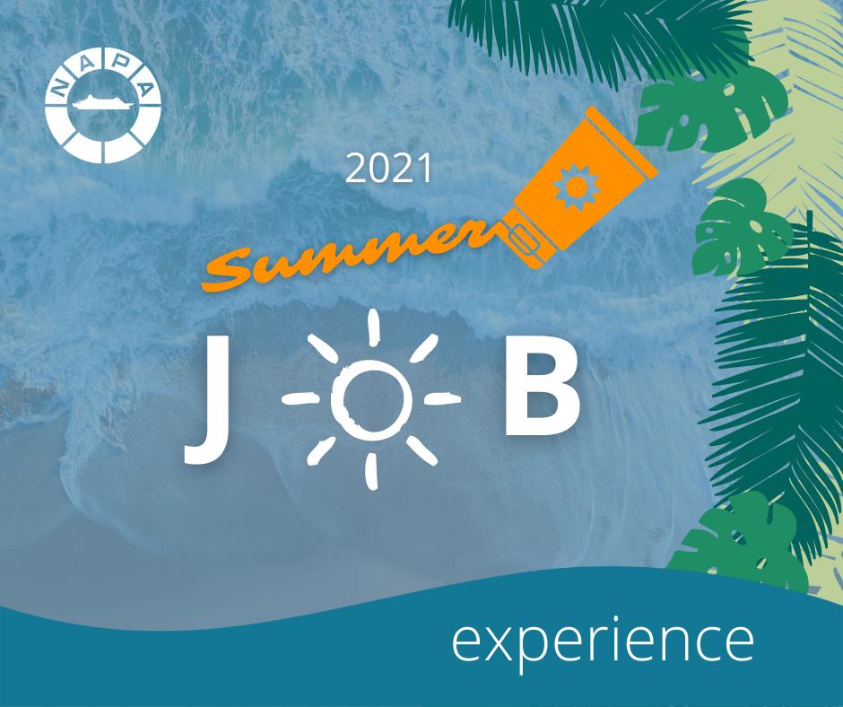 Summer job experience at NAPA